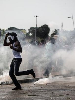De violentes manifestations avaient causé la mort de plusieurs personnes.