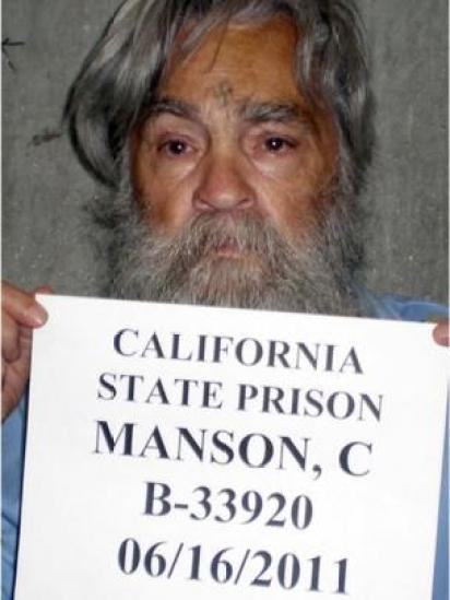 Charles Manson detido