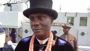 Chief Andoni
