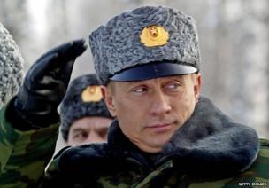 Vladimir V. Putin