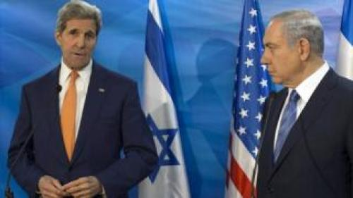 John Kerry and Benjamin Netanyahu (24/11/15)