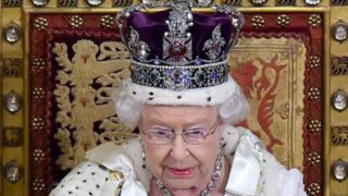 Speech of the Queen 2015