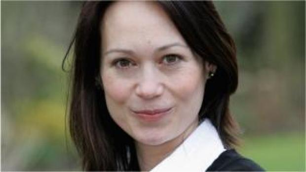 Leah Bracknell in 2006