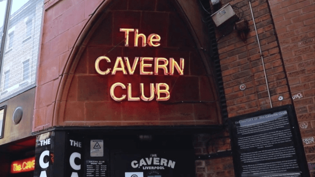 The Cavern Club front
