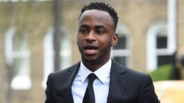 File photo dated 06/03/19 of Stoke City forward Saido Berahino