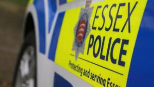 Essex Police car