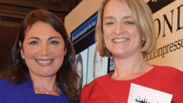 Katya Adler and Laura Kuenssberg