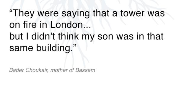 Bader Bassem quote