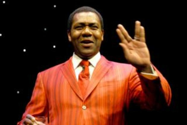 Lenny Henry in one-man show So Much Things to Say at Wyndham's Theatre, London