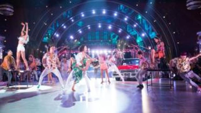 Strictly Come Dancing dancers from 2018