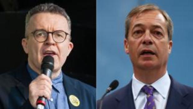 Tom Watson and Nigel Farage