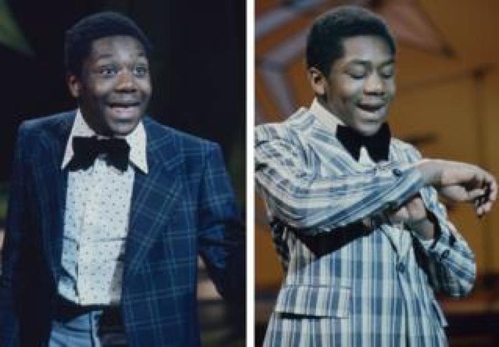 Lenny Henry on New Faces in 1975