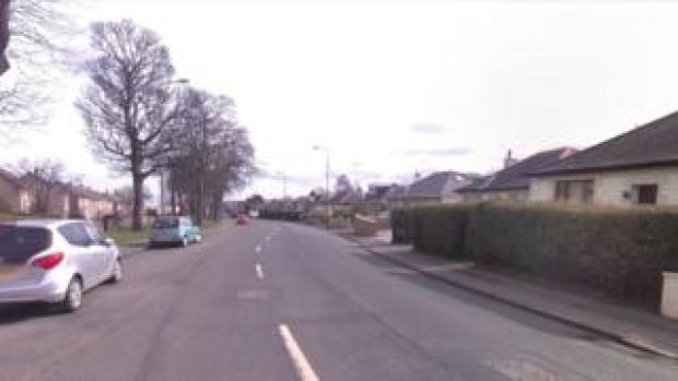 Captain's Road in Edinburgh