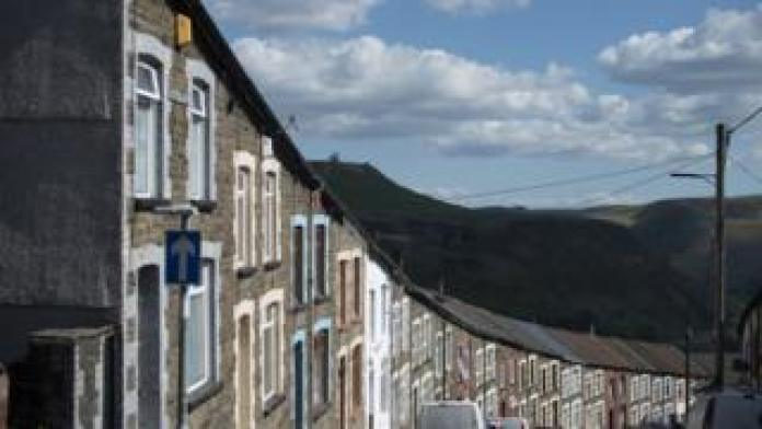 Houses in RCT