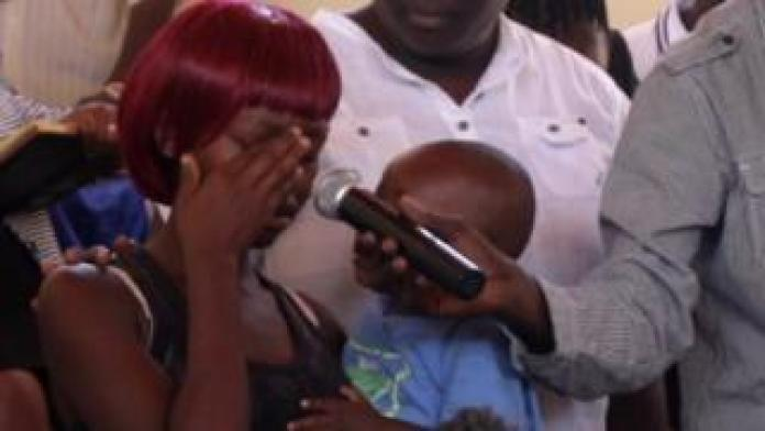 Young woman narrates how police killed her husbands