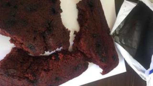 These are the cannabis-laced cakes Chikwanda Chisendele was found in possession of by police