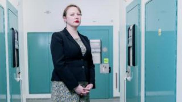 Katie Kempen, ICVA chief executive