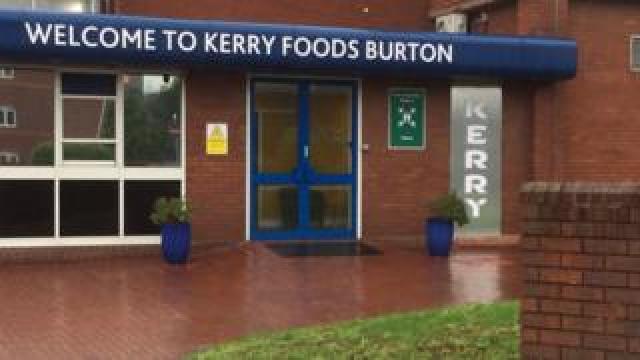 Kerry Foods in Burton-upon-Trent