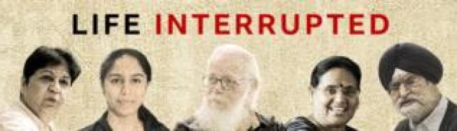 Life Interrupted banner