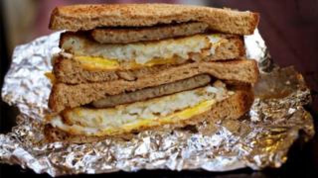 A sandwich (file photo)
