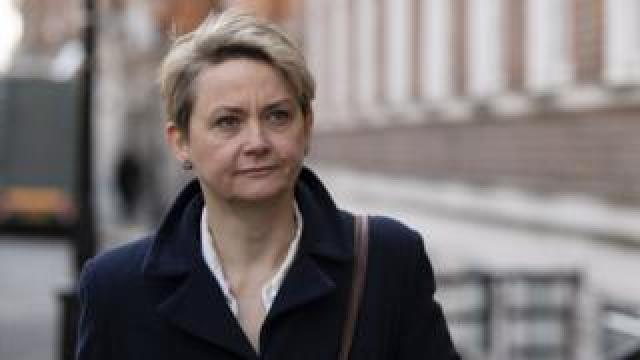 Yvette Cooper, Labour MP