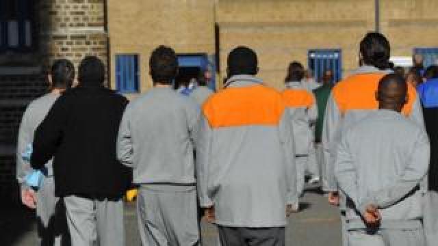 Men in Wormwood Scrubs
