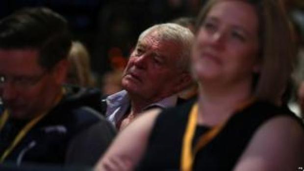 Former leader Paddy Ashdown