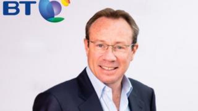 Philip Jansen, new BT boss