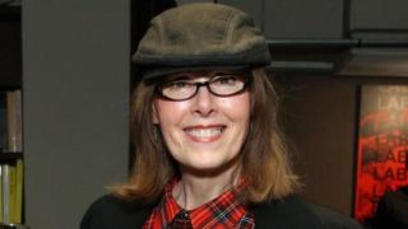 E. Jean Carroll attending an event in 2015
