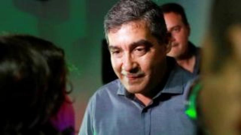 Miguel Rodríguez Torres en 2017.