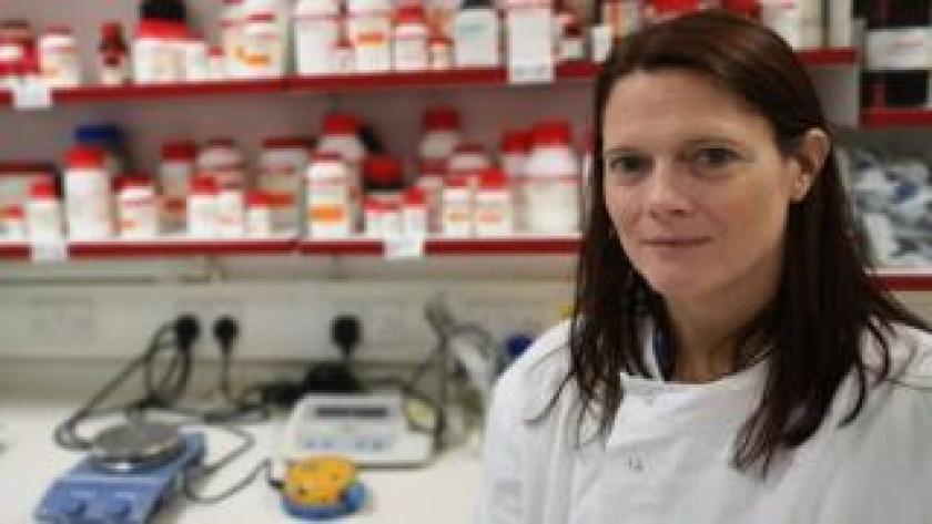 Dr Sarah Martins da Silva