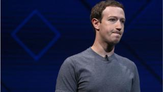 Mark Zuckerberg, Facebook boss