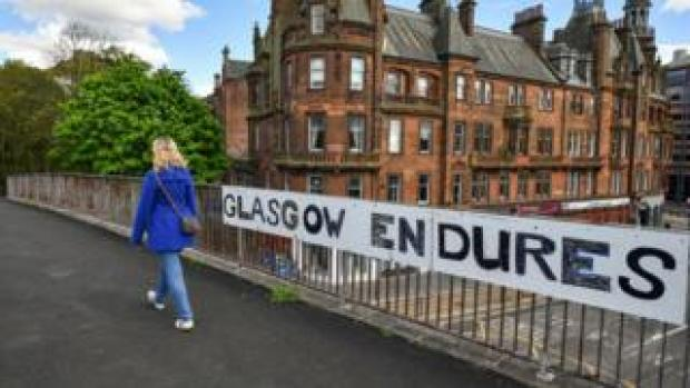 corona Glasgow