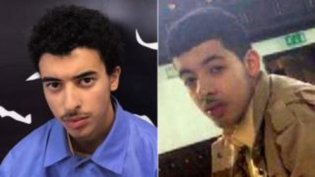 Hashem and Salman Abedi