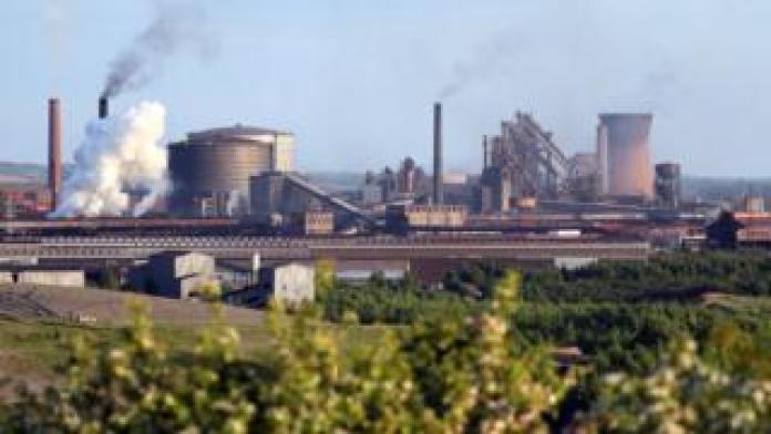 British Steel Scunthorpe website
