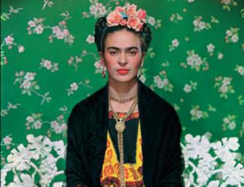 Frida Kahlo artwork