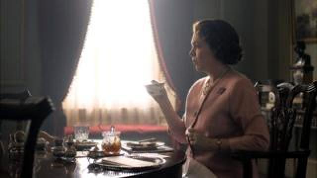 Netflix produced The Crown whose third series stars Oscar winner Olivia Colman