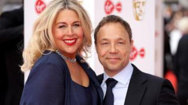 Stephen Graham and wife Hannah Walters