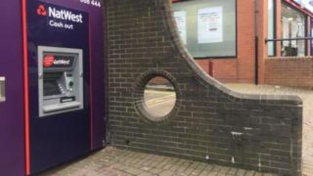 NatWest hole