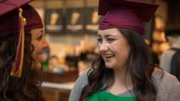 Starbucks students