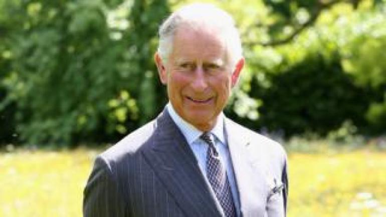 Prinz Charles im Highgrove House im Juni 2013