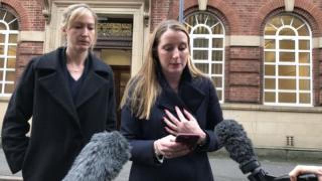 Lawyer Isabel Bathurst