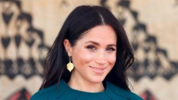 The Duchess of Sussex Meghan Markle