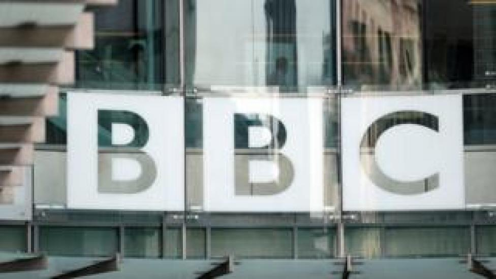 BBC lettering