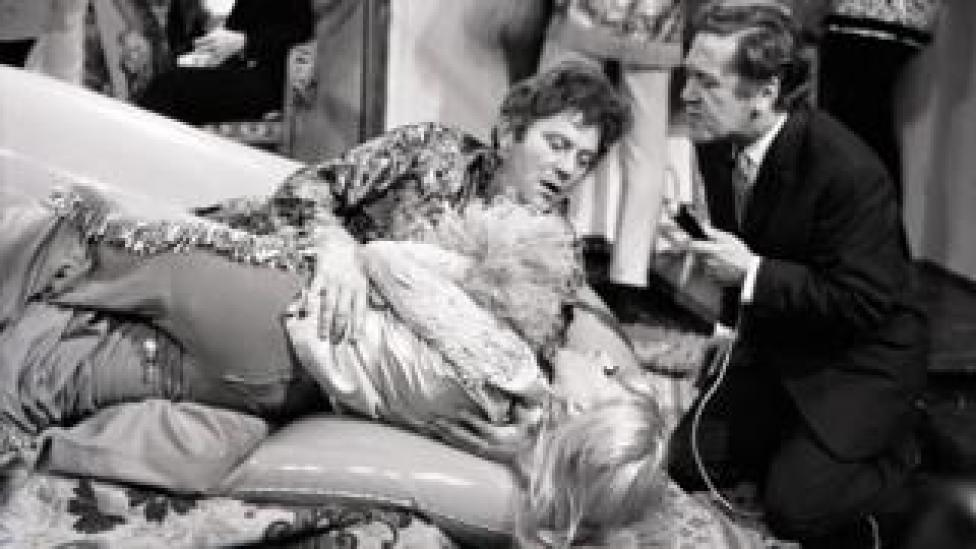 June Whitfield with Terry Scott and Peter Butterworth in Scott On Marriage