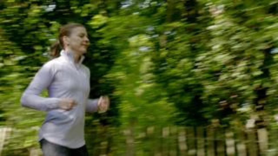 sport Valerie running