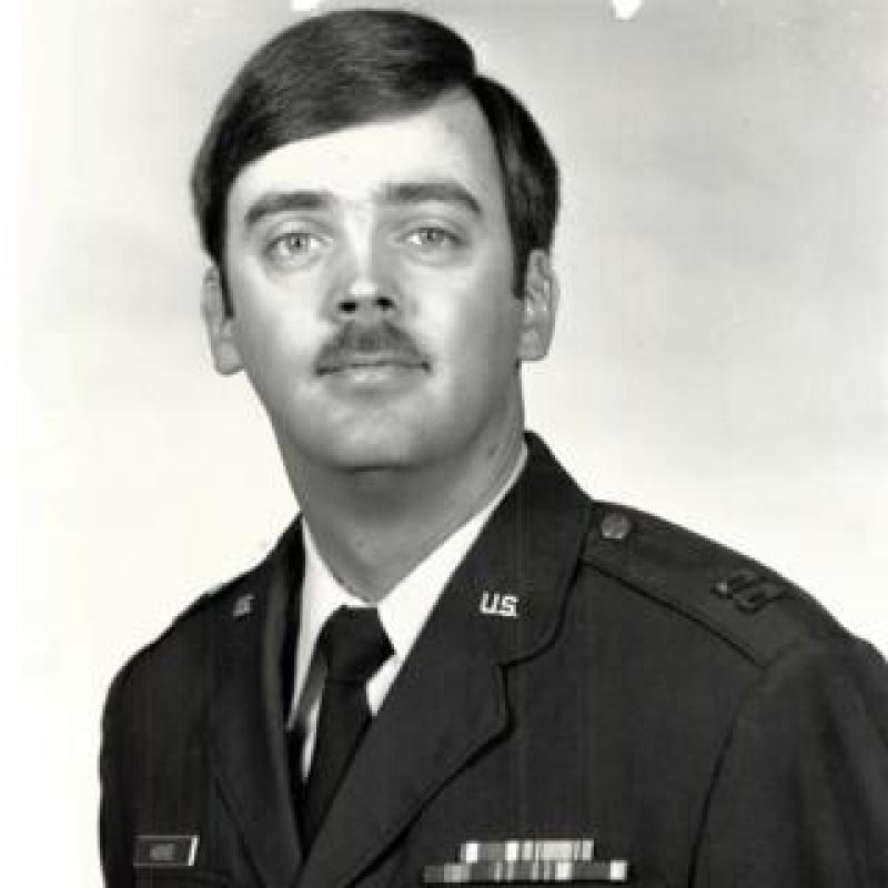 Capt. William Howard Hughes, Jr. (file photo)
