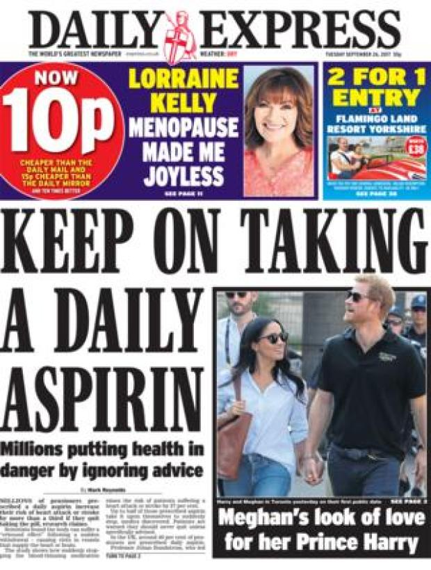 Express front - 26/9/17