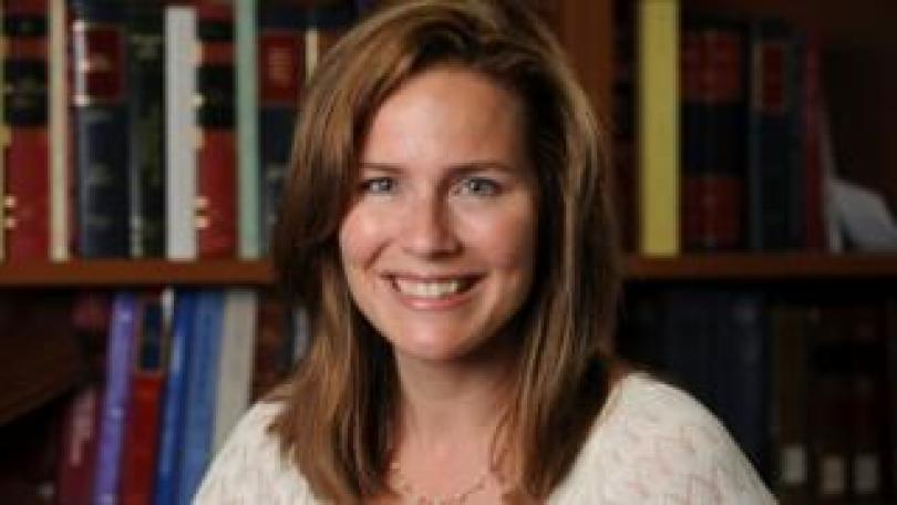 U.S. Court of Appeals for the Seventh Circuit Judge Amy Coney Barrett