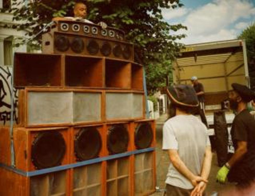 Channel One Sound System at Notting Hill Carnival 2019